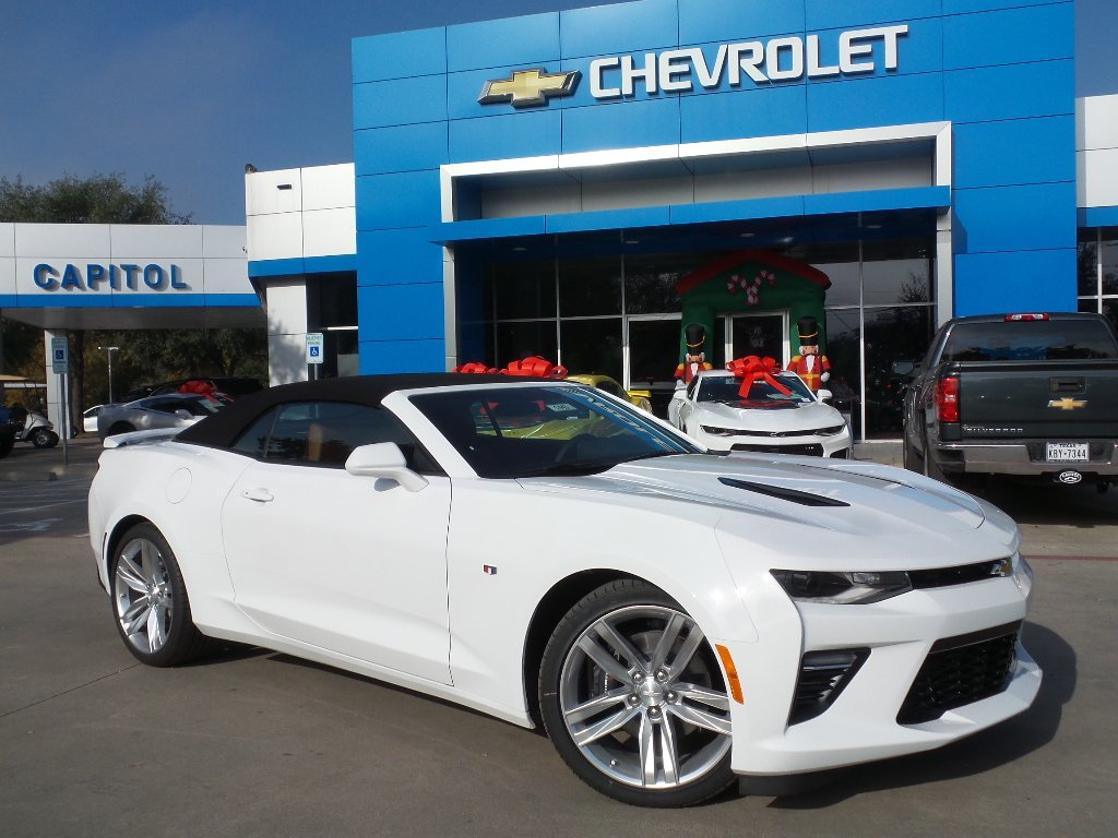 new 2018 chevrolet camaro ss convertible in austin 181443 capitol chevrolet. Black Bedroom Furniture Sets. Home Design Ideas