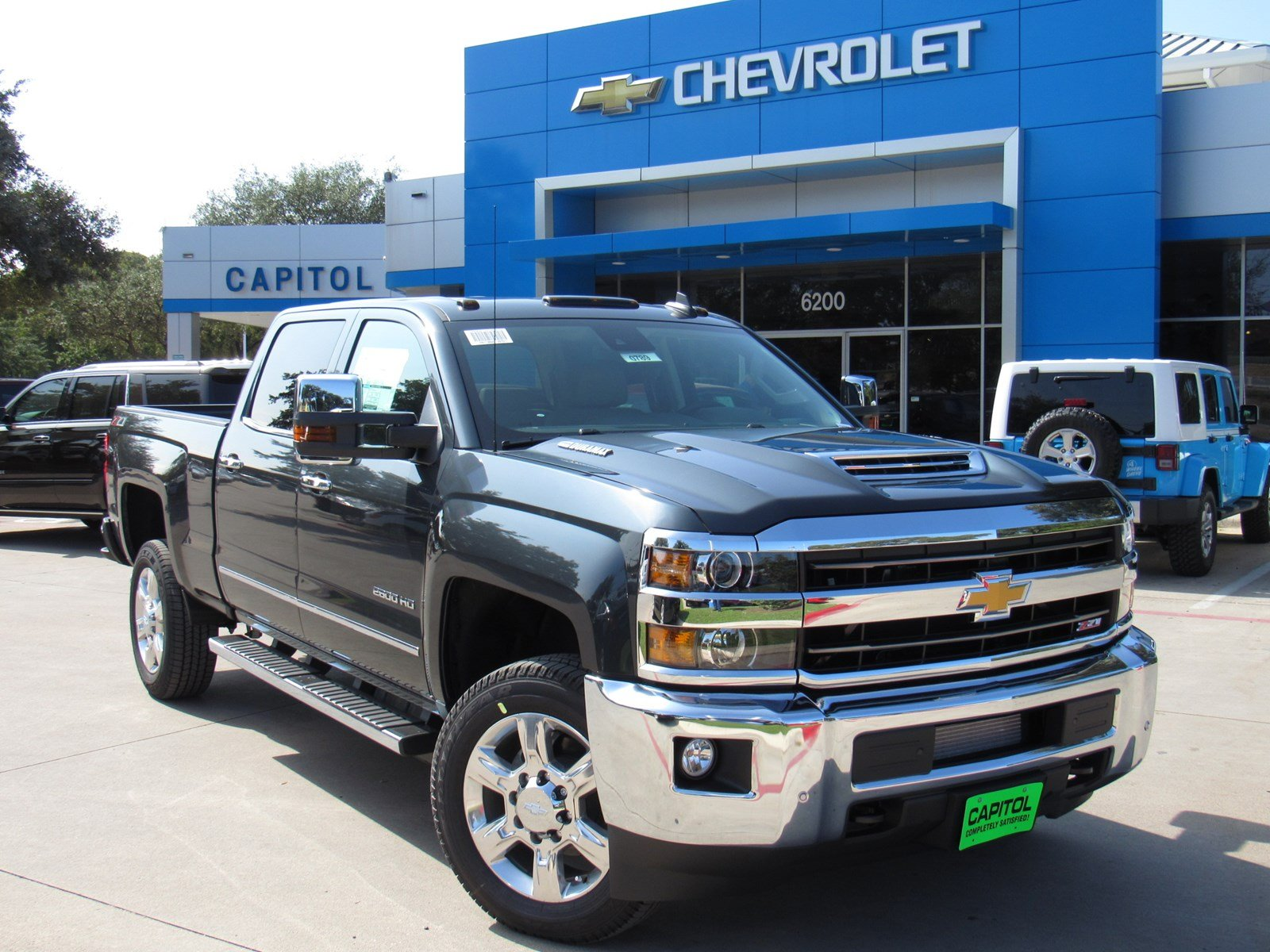 new 2018 chevrolet silverado 2500hd ltz crew cab pickup in autos post. Black Bedroom Furniture Sets. Home Design Ideas