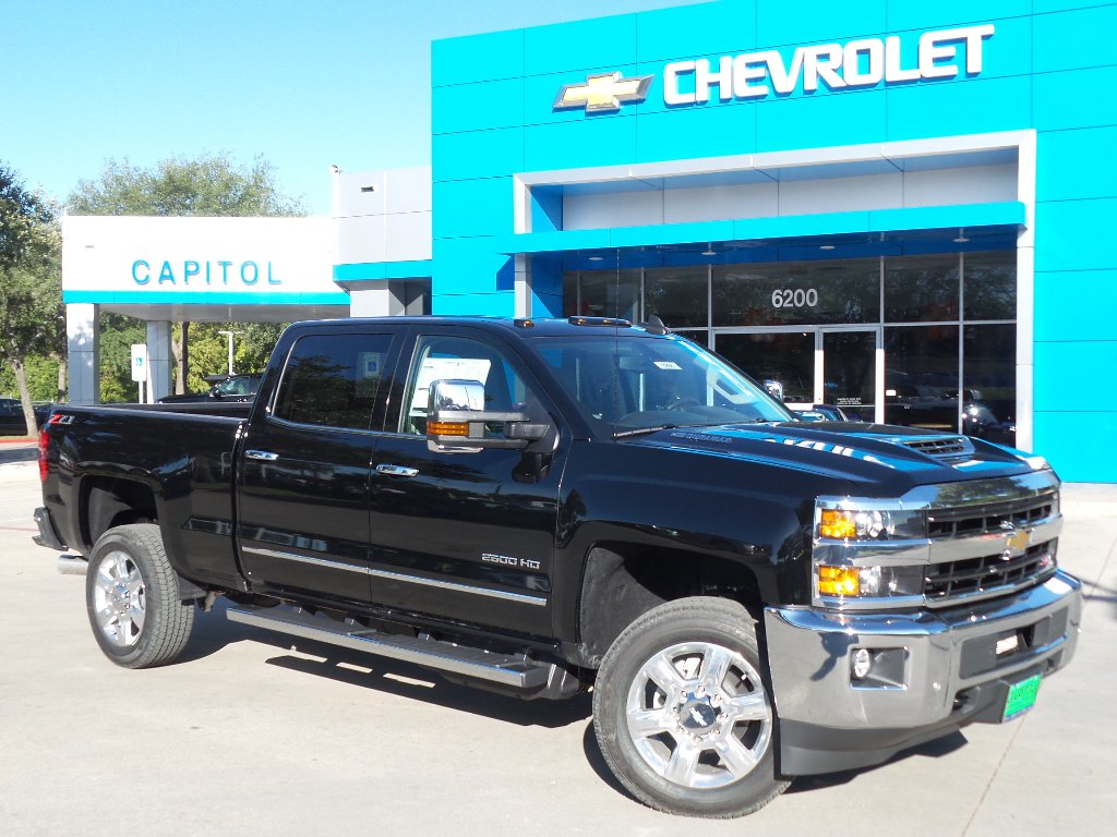 New 2018 Chevrolet Silverado 2500hd Ltz Crew Cab Pickup In Austin