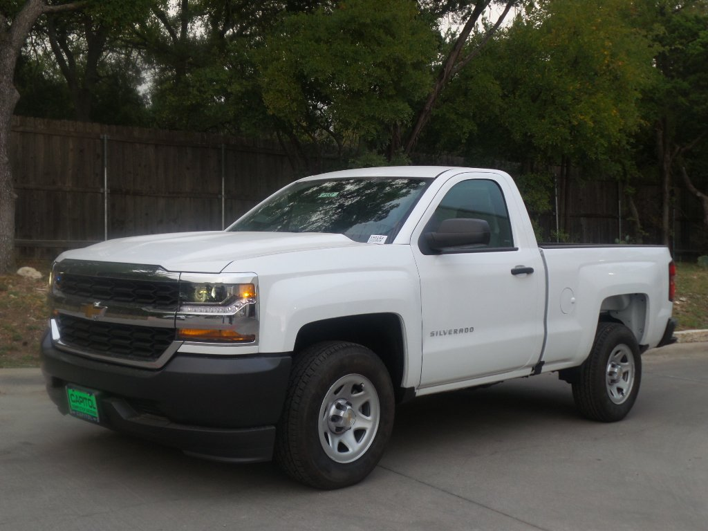 2016 Chevrolet Silverado 1500 Double Cab >> 2018 Chevrolet Silverado 1500 Regular Cab Pricing For | Autos Post