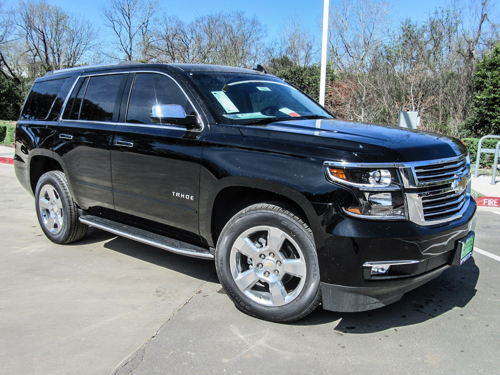 new 2017 chevrolet tahoe premier sport utility in austin 171666 capitol chevrolet. Black Bedroom Furniture Sets. Home Design Ideas
