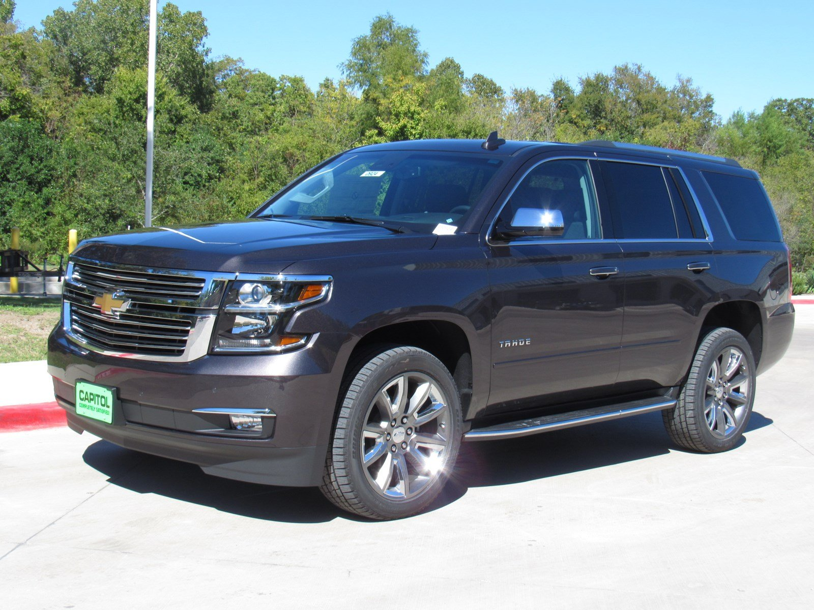 chevrolet tahoe ground clearance 2017 cars review. Black Bedroom Furniture Sets. Home Design Ideas