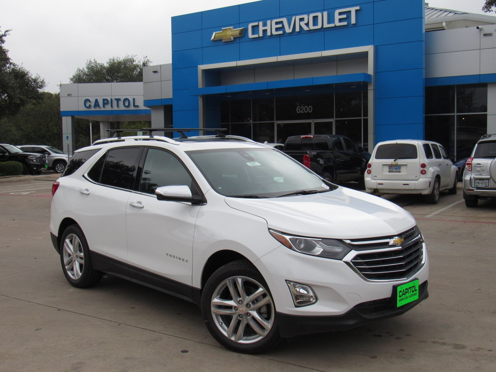 new 2018 chevrolet equinox premier sport utility in austin 180945 capitol chevrolet. Black Bedroom Furniture Sets. Home Design Ideas